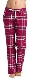 ΠΑΝΤΕΛΟΝΙ TRIUMPH MIX - MATCH AW16 FLANNEL ΜΠΟΡΝΤΩ ΑΝΟΙΧΤΟ  γυναικα homewear παντελονια