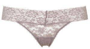 ΣΛΙΠΑΚΙ TRIUMPH BRIEF LACE STRING ΓΚΡΙ