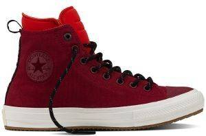 ΜΠΟΤΑΚΙ CONVERSE ALL STAR CHUCK TAYLOR II HI BOOT 153567C RED BLOCK/SIGNAL RED/EGRET