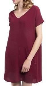 ΦΟΡΕΜΑ HELMI MIDI ΜΕ ΤΣΕΠΕΣ ΜΠΟΡΝΤΩ ένδυση γυναικα φορεματα βραδυνα