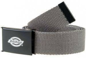 ΖΩΝΗ DICKIES ORCUTT BELT CHARCOAL GRAY (120CM)