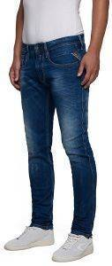 JEANS REPLAY ANBASS SLIM M914  .000.23C 930 ΜΠΛΕ
