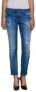 JEANS REPLAY KATEWIN SLIM WA635 .000.33C 987 ΑΝΟΙΧΤΟ ΜΠΛΕ