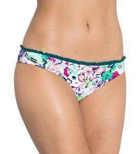 BIKINI BRIEF SLOGGI SWIM BRIGHT MEADOW MINI ΣΚΟΥΡΟ ΠΡΑΣΙΝΟ