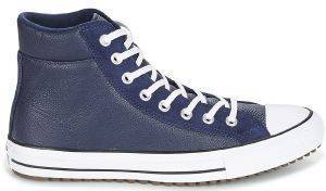 ΜΠΟΤΑΚΙ CONVERSE ALL STAR CHUCK TAYLOR BOOT PC 157495C MIDNIGHT NAVY/WHITE
