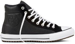 ΜΠΟΤΑΚΙ CONVERSE ALL STAR CHUCK TAYLOR BOOT PC 157496C BLACK/WHITE