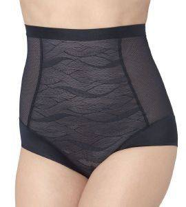 ΛΑΣΤΕΞ TRIUMPH AIRY SENSATION HIGHWAIST PANTY 01 ΜΑΥΡΟ