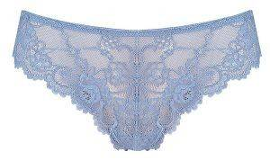 ΣΛΙΠΑΚΙ TRIUMPH TEMPTING LACE BRAZILIAN STRING ΓΑΛΑΖΙΟ