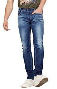 JEANS PEPE SPIKE REGULAR PM200029GD24000 ΜΠΛΕ