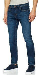 JEANS PEPE HATCH SLIM PM200823CE74 ΣΚΟΥΡΟ ΜΠΛΕ