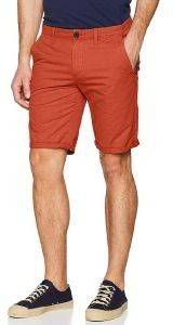 ΒΕΡΜΟΥΔΑ CAMEL ACTIVE HOUSTON CHINO REGULAR CB-497600-7Z93-57 ΚΟΚΚΙΝΟ