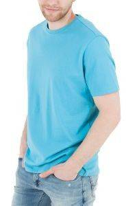 T-SHIRT CAMEL ACTIVE BASIC CD-338007-52 ΜΠΛΕ AQUA