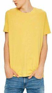 T-SHIRT CAMEL ACTIVE BASIC CD-338007-60 ΚΙΤΡΙΝΟ