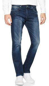 JEANS REPLAY GROVER STRAIGHT MA972.000.31D 130.007 ΣΚΟΥΡΟ ΜΠΛΕ