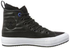 ΜΠΟΤΑΚΙ CONVERSE ALL STAR CHUCK TAYLOR WATERPROOF 157492C BLACK/BLUE JAY/WHITE
