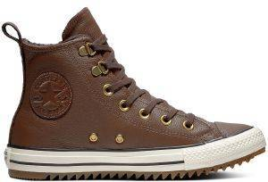 ΜΠΟΤΑΚΙ CONVERSE ALL STAR CHUCK TAYLOR HIKER 161514C CHOCOLATE