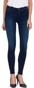 JEANS REPLAY JOI SUPERSKINNY WX654 .000.137 323 ΜΠΛΕ/ΜΑΥΡΟ