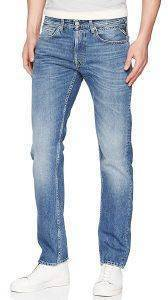 JEANS REPLAY GROVER STRAIGHT MA972 .000.174 408 ΑΝΟΙΧΤΟ ΜΠΛΕ