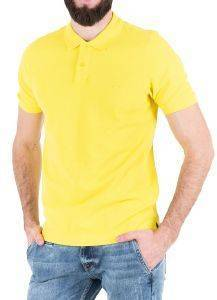 T-SHIRT POLO CAMEL ACTIVE PIQUE BASIC CD-85-118196 ΚΙΤΡΙΝΟ