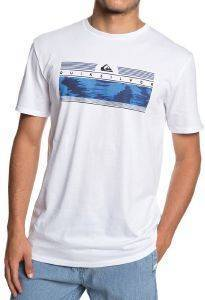 T-SHIRT QUIKSILVER THE JUNGLE EQYZT05267 ΛΕΥΚΟ