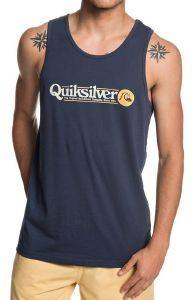 T-SHIRT QUIKSILVER ART TICKLE TANK ΑΜΑΝΙΚΟ EQYZT05289 ΣΚΟΥΡΟ ΜΠΛΕ