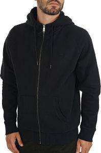 HOODIE ΜΕ ΦΕΡΜΟΥΑΡ TIMBERLAND EXETER RIVER TB0A1W7M ΜΑΥΡΟ
