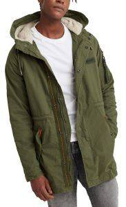 ΜΠΟΥΦΑΝ SUPERDRY WINTER AVIATOR PARKA M5000094A ΛΑΔΙ