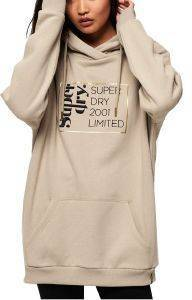 HOODIE SUPERDRY ANA W2000005A ΜΠΕΖ