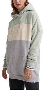 HOODIE SUPERDRY LINNEA COLOUR BLOCK W2000015B ΠΟΛΥΧΡΩΜΟ