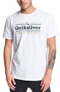 T-SHIRT QUIKSILVER GET BUZZY EQYZT05483 ΛΕΥΚΟ (M)