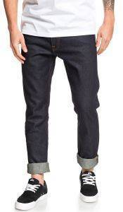 JEANS QUIKSILVER DISTRORSION RINSE SLIM EQYDP03399 ΣΚΟΥΡΟ ΜΠΛΕ