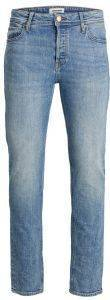 JEANS JACK & JONES JJIMIKE JJORIGINAL REGULAR 12169943 ΑΝΟΙΧΤΟ ΜΠΛΕ