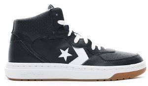 ΜΠΟΤΑΚΙ CONVERSE RIVAL SHOOT FOR THE MOON HI 164891C BLACK/WHITE