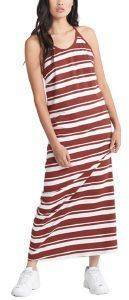 ΦΟΡΕΜΑ SUPERDRY SUMMER STRIPE MAXI W8010132A ΚΕΡΑΜΙΔΙ