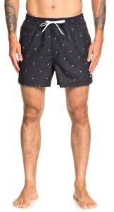 BOXER QUIKSILVER OFFSHORE VOLLEY 15 EQYJV0359700 ΜΑΥΡΟ