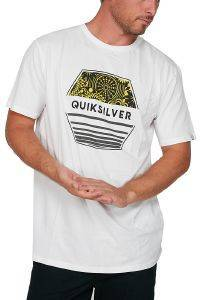 T-SHIRT QUIKSILVER DRIFT AWAY EQYZT05765 ΛΕΥΚΟ