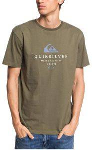 T-SHIRT QUIKSILVER FIRST FIRE EQYZT05841 ΛΑΔΙ