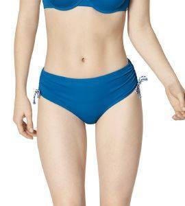 BIKINI BRIEF TRIUMPH MIX & MATCH MIDI TALL SD ΜΠΛΕ