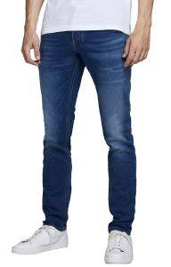 JEANS JACK & JONES JJIGLENN JJORIGINAL SLIM 12175975 ΜΠΛΕ