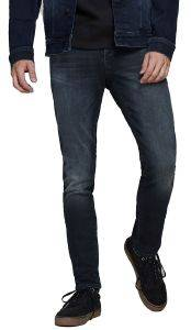 JEANS JACK & JONES JJIGLENN SLIM 12175893 ΣΚΟΥΡΟ ΜΠΛΕ