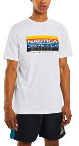 T-SHIRT NAUTICA COMPETITION N7C00083 ΛΕΥΚΟ