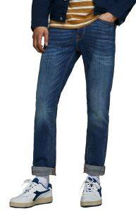 JEANS JACK & JONES JJITIM JJORIGINAL SLIM 12146384 ΜΠΛΕ