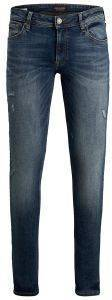 JEANS JACK & JONES JJIGLENN JJORIGINAL SLIM 12174324 ΜΠΛΕ