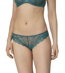 ΣΛΙΠΑΚΙ TRIUMPH TEMPTING LACE BRAZILIAN STRING ΠΕΤΡΟΛ