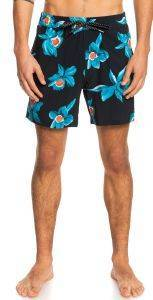 BOXER QUIKSILVER MYSTIC SESSION STR VOLLEY 15 EQYJV03732 ΜΑΥΡΟ