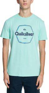 T-SHIRT QUIKSILVER HARD WIRED EQYZT06327 ΤΙΡΚΟΥΑΖ
