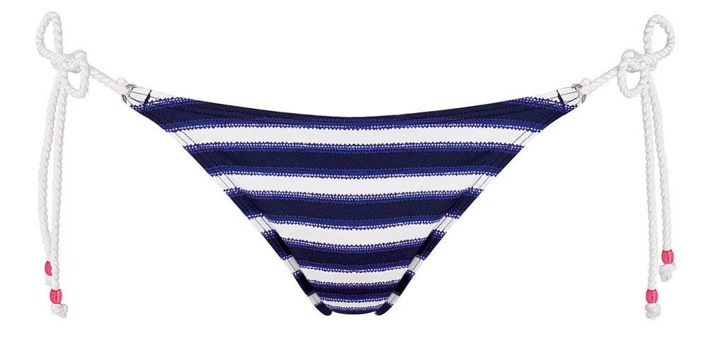 BIKINI BRIEF TRIUMPH SAND & SEA TANGA ΜΠΛΕ ΣΚΟΥΡΟ