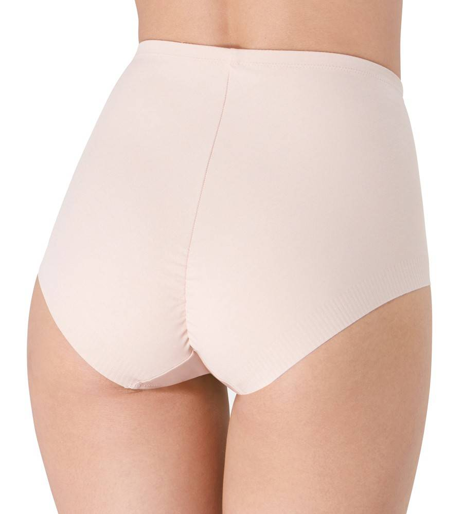 ΛΑΣΤΕΞ TRIUMPH BECCA EXTRA HIGH+COTTON PANTY ΜΠΕΖ