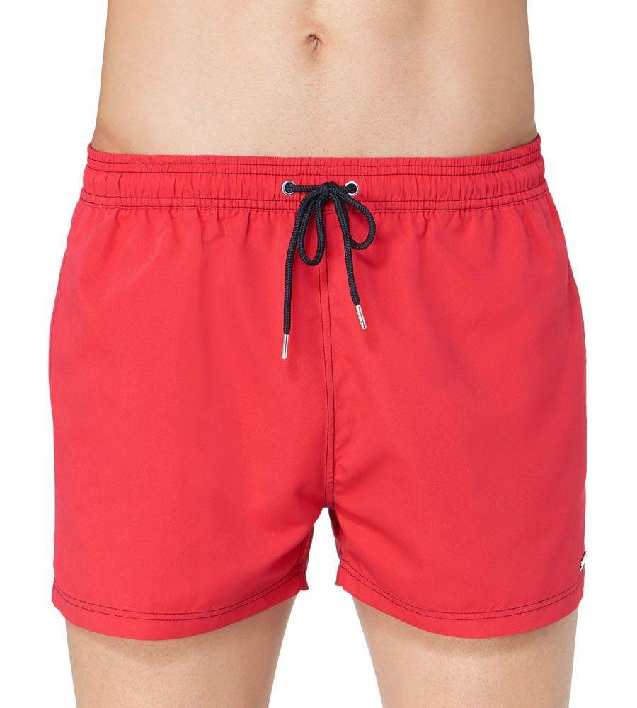 BOXER SLOGGI SWIM NIGHT & DAY 02 ΚΟΚΚΙΝΟ