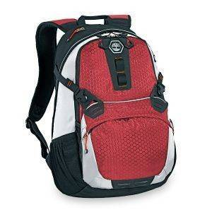 ΣΑΚΙΔΙΟ ACEHIGH BACKPACK L DUAL COMPARTMENT ΚΟΚΚΙΝΟ